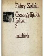Fábry Zoltán összegyűjtött írásai 3. (1930-1933)