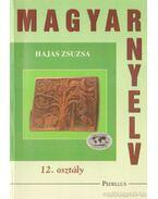 Magyar nyelv 12. osztály