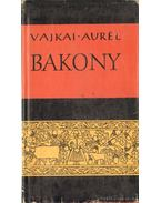 A Bakony néprajza