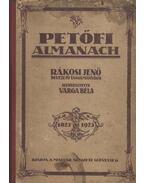 Petőfi almanach