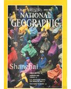 National Geographic March 1994 Vol. 185. No. 3.