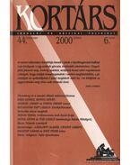 Kortárs 2000/6. június