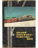 Modell-Eisenbahn-Kalender 1969