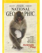National Geographic December 1994 Vol. 186. No. 6.