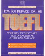 How to prepare for the TOEFL