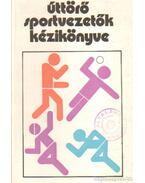 Úttörő sportvezetők kézikönyve
