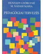 Pedagógiai Tervezés