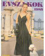 Évszakok 1985 (magyar-orosz-német-angol nyelvű folyóirat)
