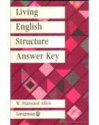 Living English Structure Answer Key