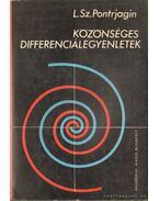 Közönséges differenciálegyenletek 1972