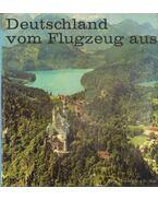 Deutschland vom Flugzeug aus