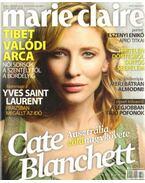 Marie Claire II. évfolyam 7. szám 2008. július