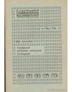Levelezési  Sakkhíradó - 420 miniatűr