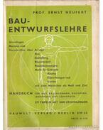 Bau-entwurfslehre (német)