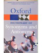 Dictionary of Snyonyms and Antonyms