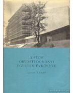 A Pécsi Orvostudományi Egyetem évkönyve 1967/68. tanév