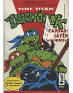 Tini Titán Teknőcök 1993/3. március 20. szám