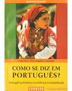 Como se diz em Portugués?