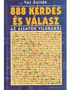 888 kérdés és válasz az állatok világából