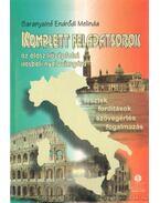 Komplett feladatsorok az olasz középfokú írásbeli nyelvvizsgára - Baranyiné Endrődi Melinda