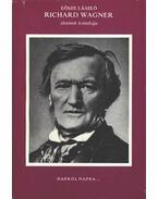 Richard Wagner életének krónikája