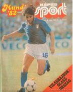 Képes Sport 1982. 28. szám