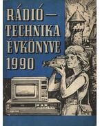 Rádió Technika évkönyve 1990