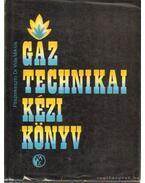 Gáztechnikai kézikönyv