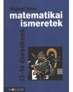 Matematikai ismeretek