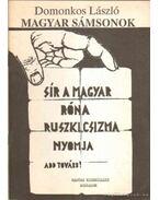 Magyar sámsonok