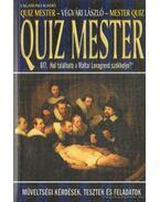 Quiz mester I. - 617. hol található a Máltai Lovagrend székhelye?