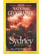 National Geographic 2000 augustus