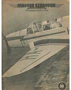 Magyar Szárnyak 1943. 18. szám szeptember
