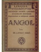 Angol nyelvkönyv magántanulásra és tanfolyamok számára
