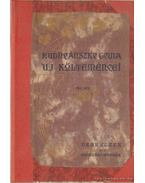Rudnyánszky Gyula új költeményei 1894-1904