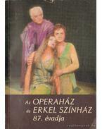 Az Operaház és Erkel Színház 87. évadja