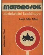 Motorosok közlekedési tankönyve