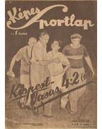 Képes sportlap 1946. I. évf (hiányos)
