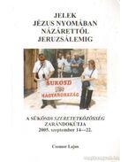 Jelek Jézus nyomában Názárettől Jeruzsálemig