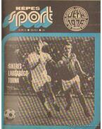Képes sport 1976. 23. évf. (hiányos)