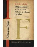 Magyarország a 19. századi holland irodalom tükrében