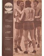 Vasas Sport 1971. (hiányos)