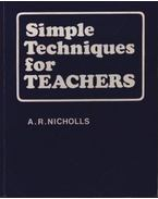 Simple Techniques for teachers