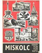 Miskolc térkép