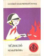 Tűzoltó szakpóba