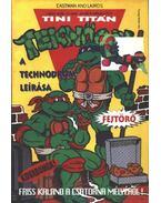 Tini Titán Teknőcök 1993/4. április 21. szám