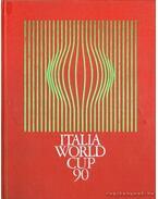 Italia World Cup 90 (német-angol-olasz-francia nyelvű!)