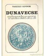 Dunavecse története