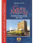 Ganz Mávag motorvonatok 1959-1987