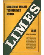 Limes Komárom Megyei Tudományos Szemle 1988